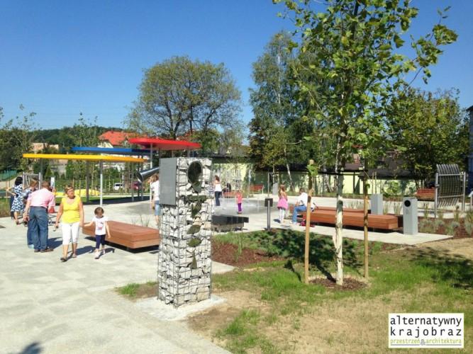 Park sensoryczny