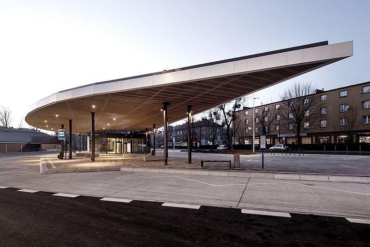 Przebudowa dworca autobusowego w Piekarach Śląskich