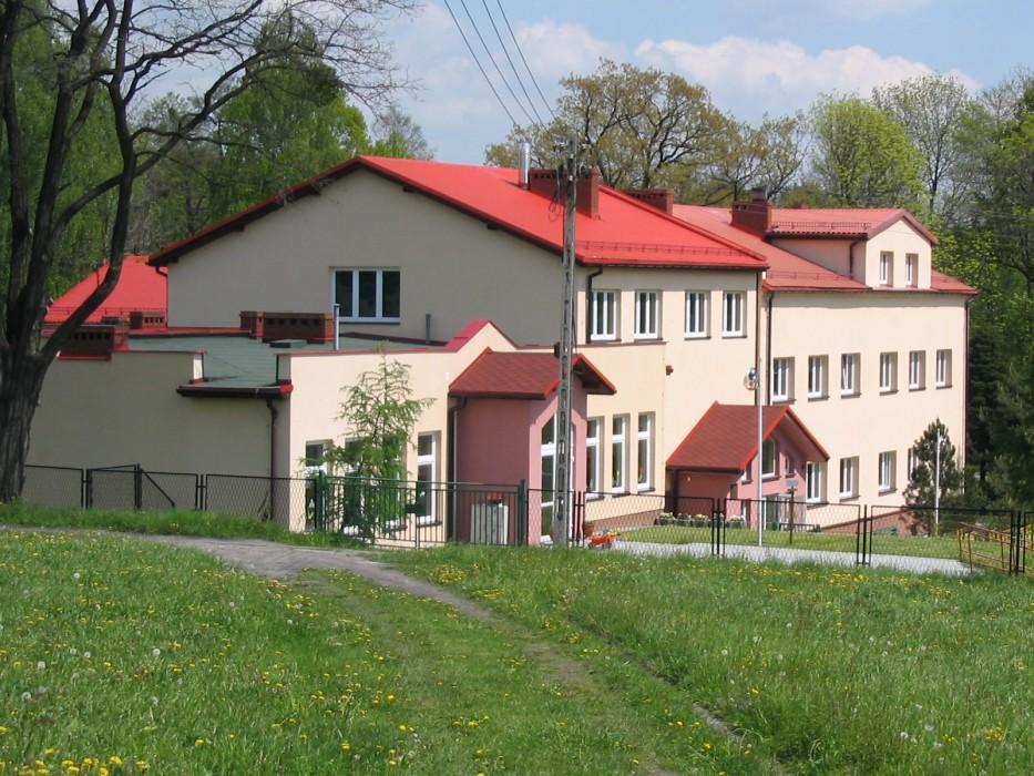 Modernizacja i rozbudowa szkoły podstawowej w Golasowicach