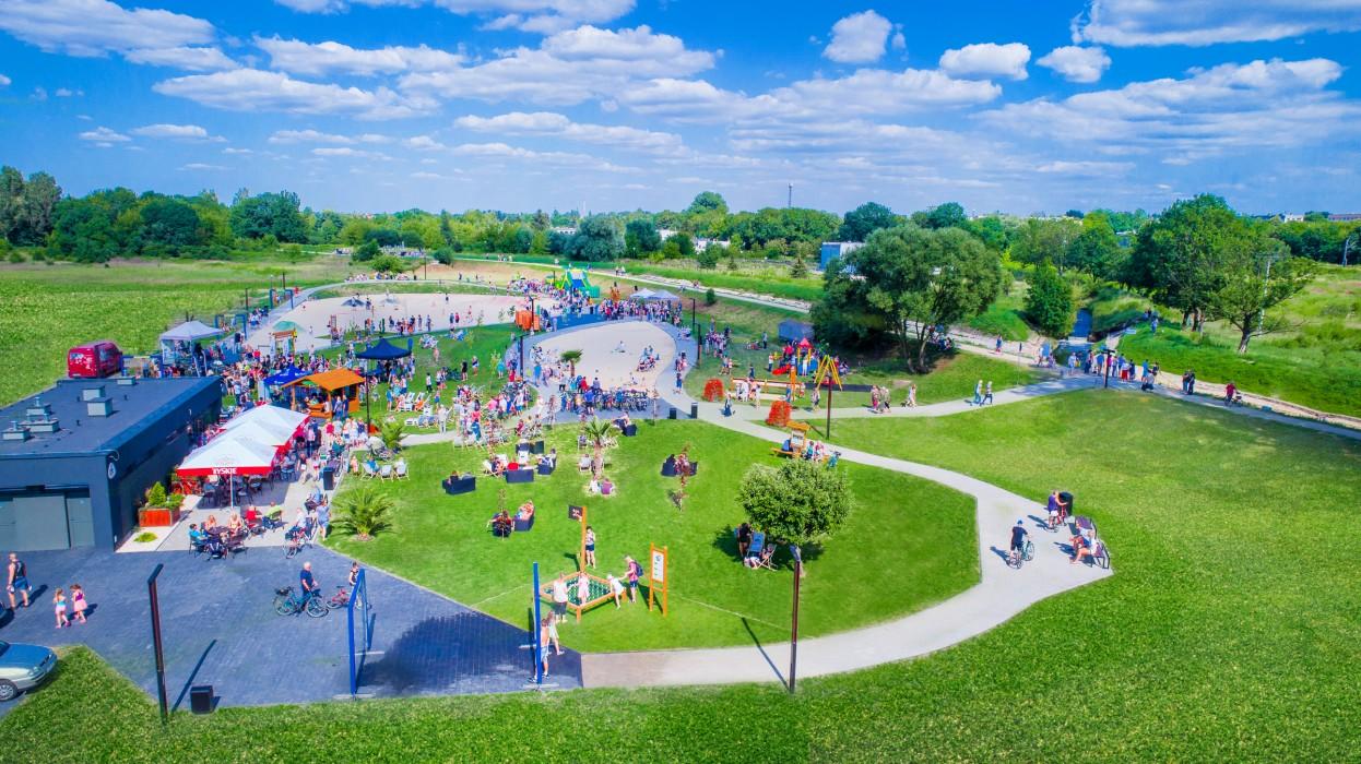 Zagłębiowski Park Linearny