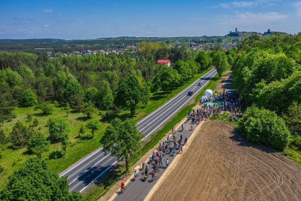 Trasa rowerowa Olsztyn-Częstochowa