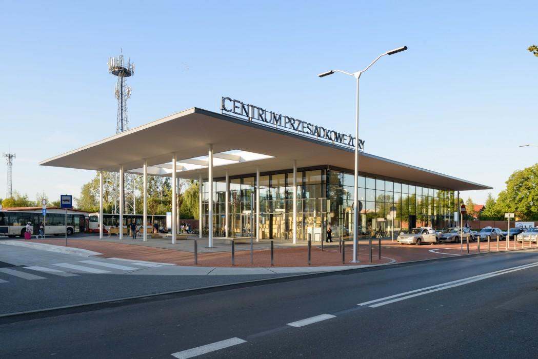 Centrum Przesiadkowe w Żorach