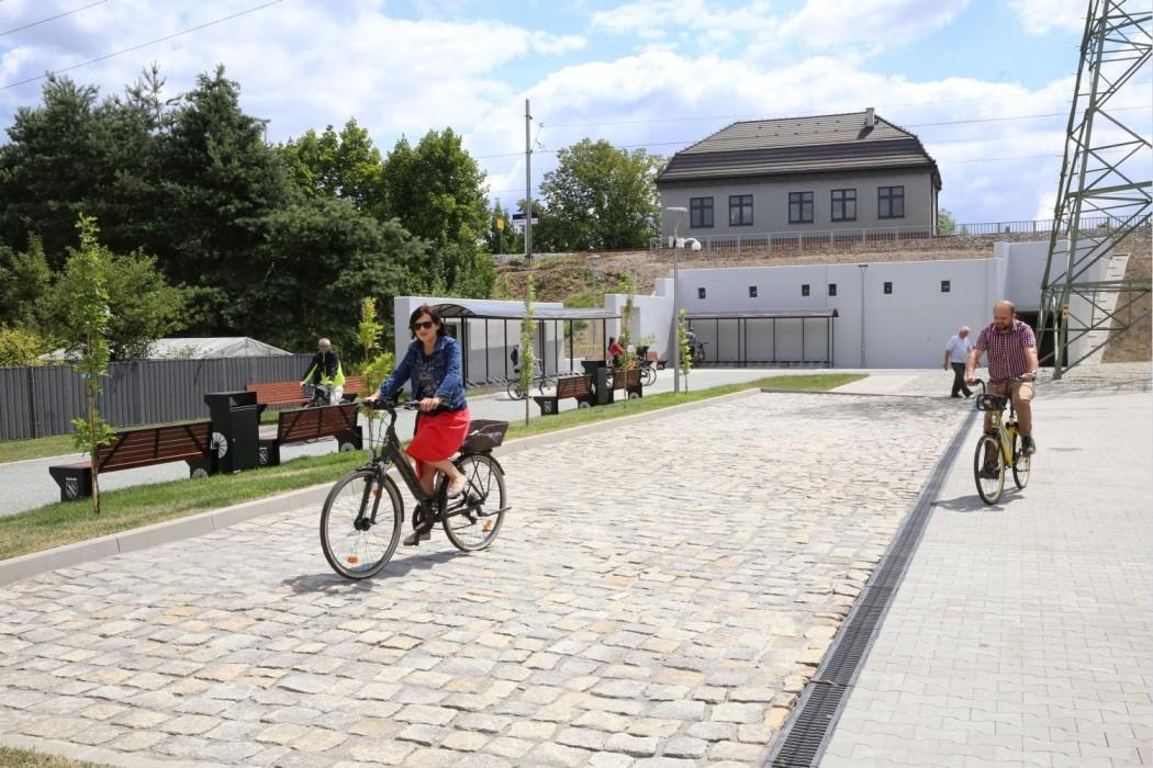 Budowa Centrów Przesiadkowych w ramach systemu zrównowazonej mobilności miejskiej