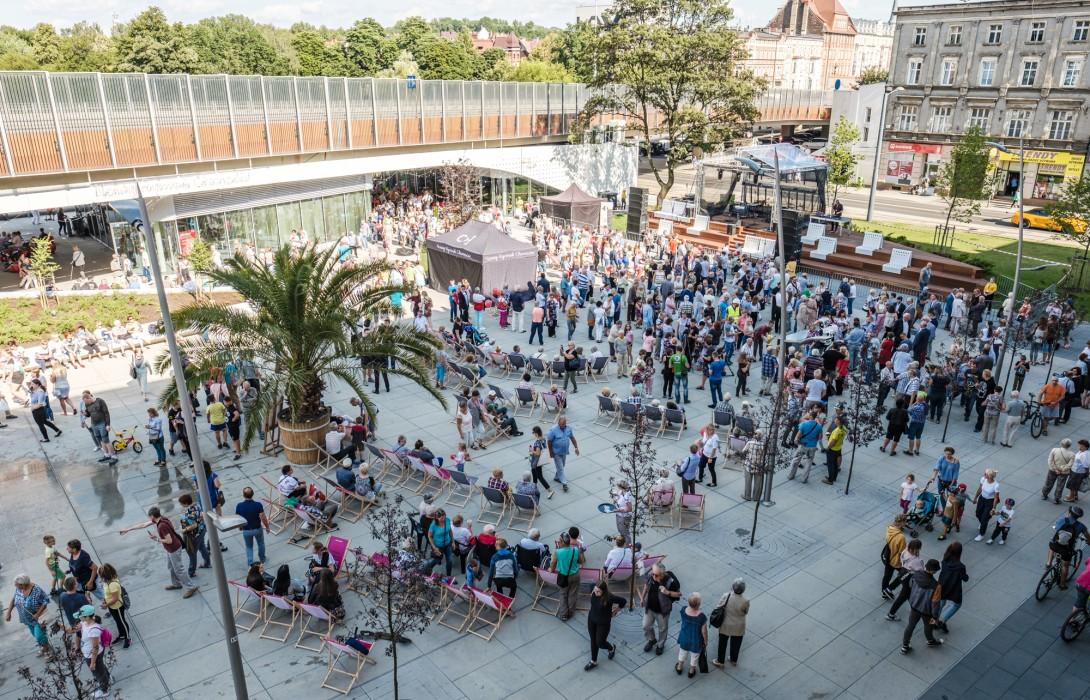 Rewitalizacja Rynku w Chorzowie