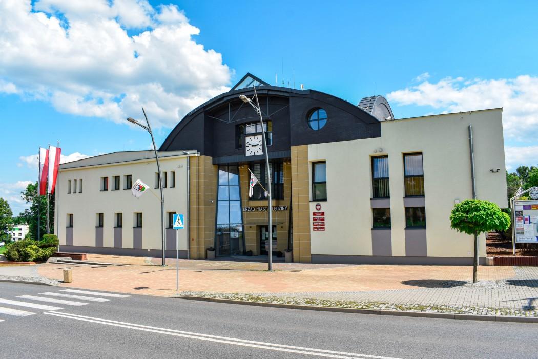 Termomodernizacja budynku Urzędu Miasta Lędziny