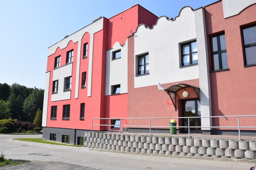 Rozbudowa budynku o dwa oddziały przedszkolne oraz salę wielofunkcyjną w obiekcie wielofunkcyjnym
