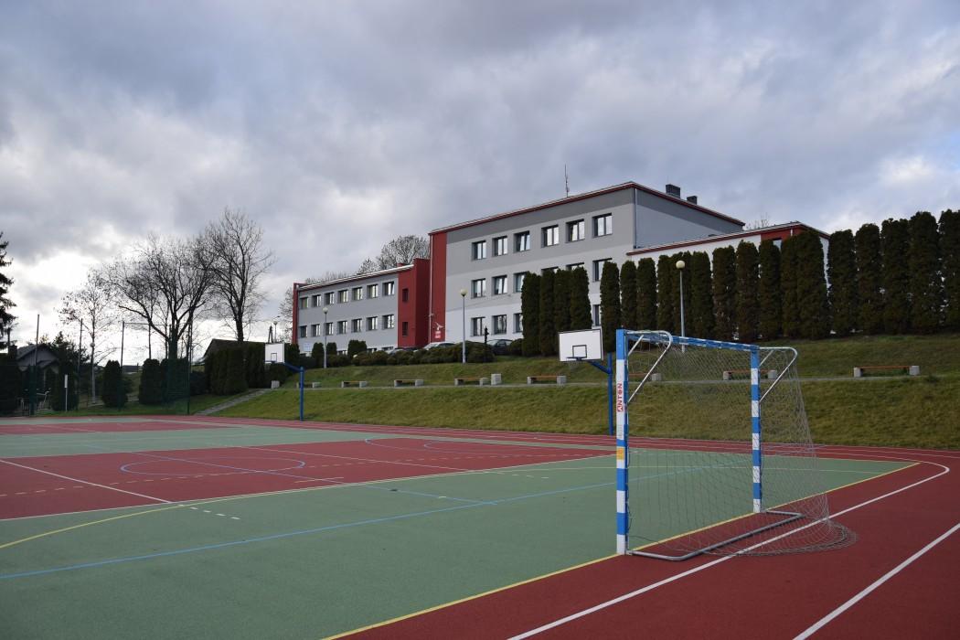 Termomodernizacja budynków Zespołu Szkół w Mszanie wraz z przebudową