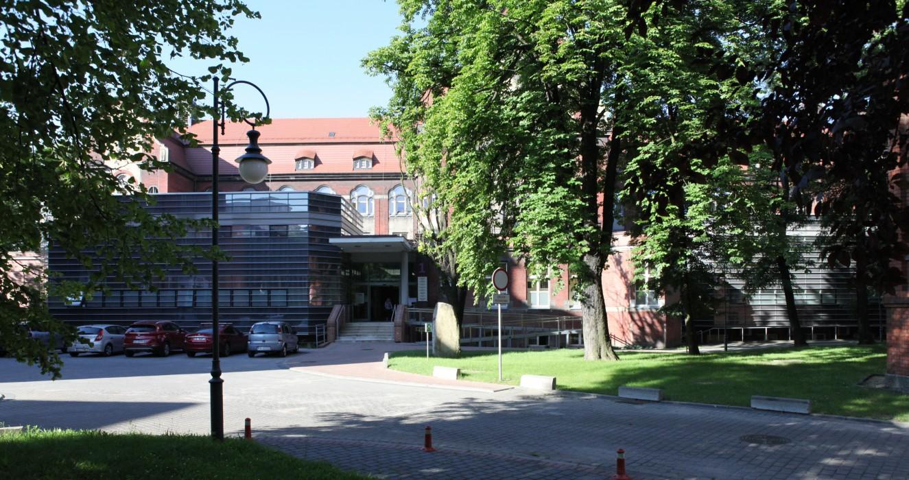 Modernizacja i rozbudowa zabytkowego budynku szpitala -Pawilon Nr1 Zespół Szpitali Miejskich