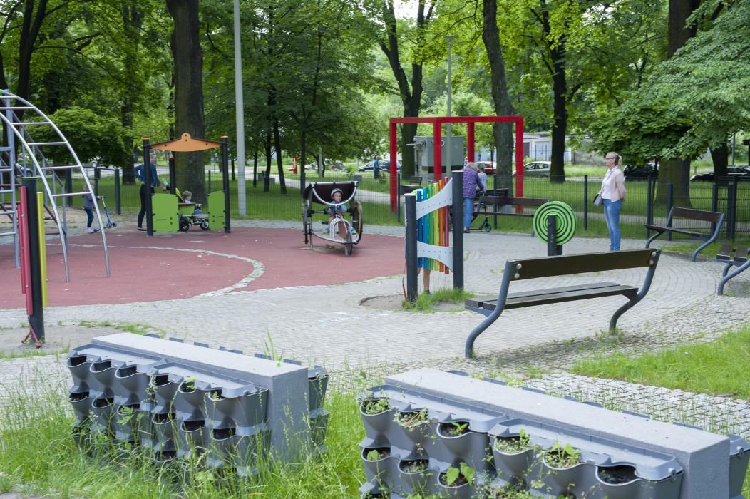 Rewitalizacja Parku Boguckiego w Katowicach