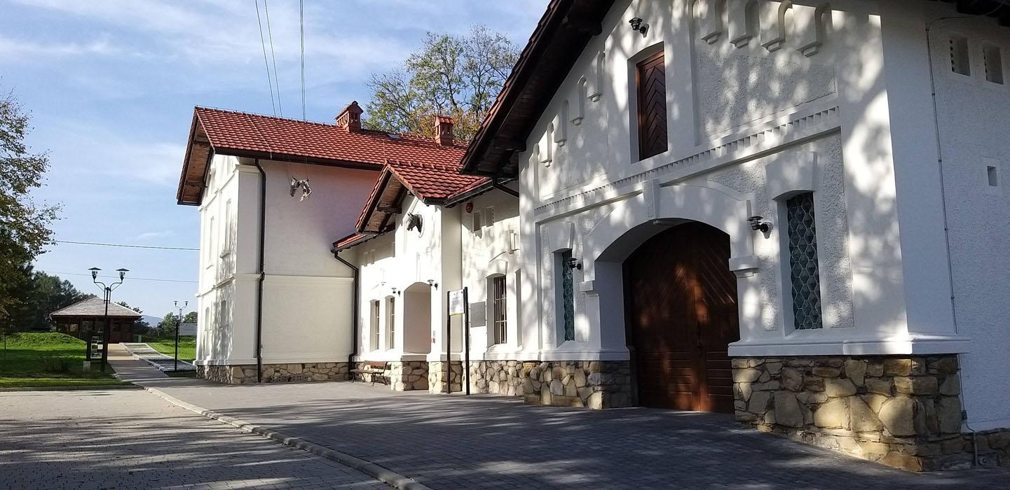 Centrum Edukacji Ekologicznej ARKA. Zdjęcie z archiwów Zgłaszającego.