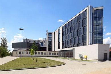 Rozbudowa Wydziału Farmaceutycznego z Oddziałem Medycyny Laboratoryjnej