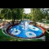 """Wodny plac zabaw na terenie Ośrodka Wypoczynkowego """"Paprocany"""""""